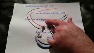 acirc tachometer wiring videos by com 12 tachometer wiring diagram explained mini bike scooter
