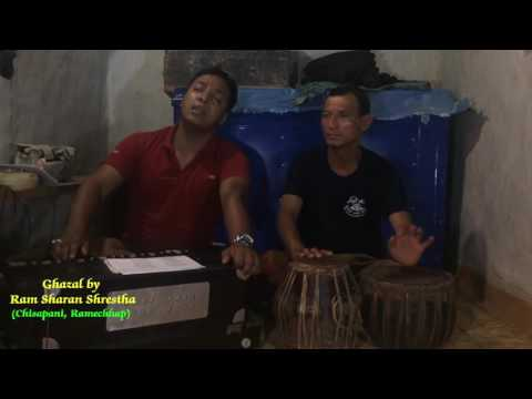 (Nepali Ghazal Live -Kaha Janu Parne Kaha Pugiyechha by Ram... 5 minutes, 49 seconds.)