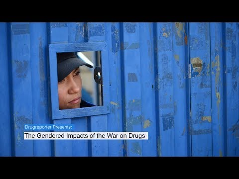 The gendered impacts of the war on drugs