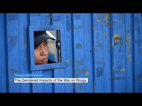 ผลกระทบต่อมิติทางเพศจากการทำสงครามยาเสพติด