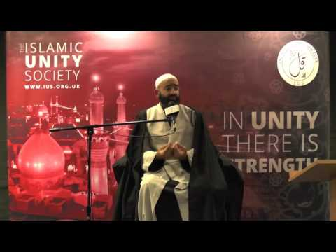 01: Embracing Muharram  - Sheikh Ali Mehdi