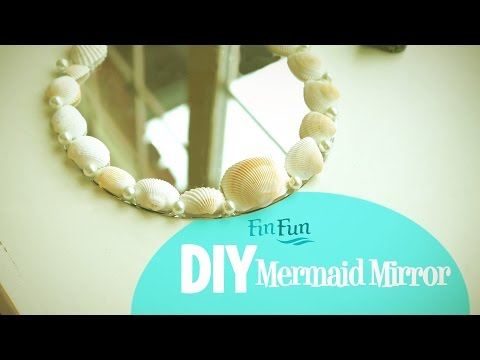 DIY - Mermaid Mirror