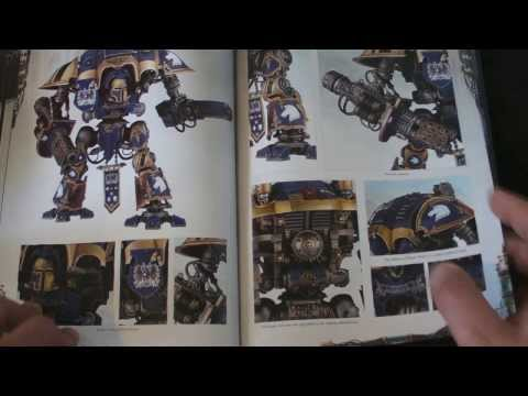 Product Review: Games Workshop Imperial Knights Codex