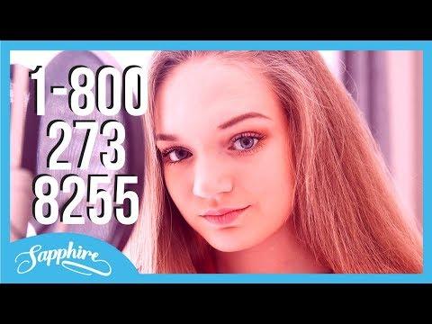 Logic - 1-800-273-8255 ft. Alessia Cara & Khalid | Sapphire Cover