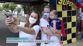 Super Chico completa 4 anos com festa drive-thru por causa da pandemia