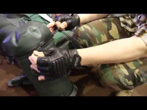 Рюкзак водонепроницаемый «Гиппопотам 140». Видеообзор.
