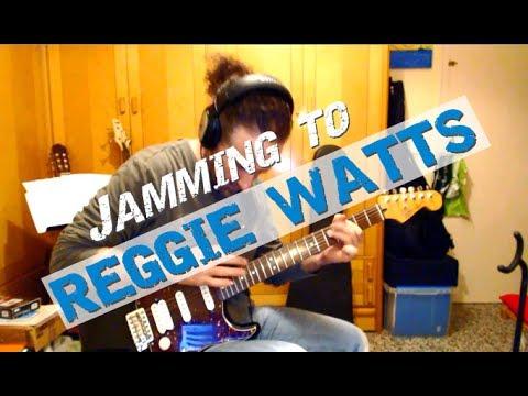 Guitar Jam over Reggie Watts