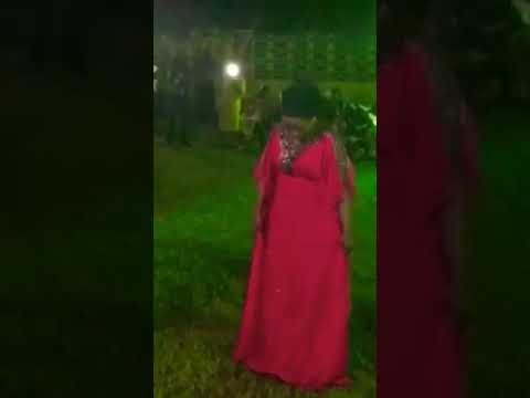 Rare Video!!! Of Dolapo Awosika And Her Partner Prophet Moses Kasali At The Crusade Opening Night