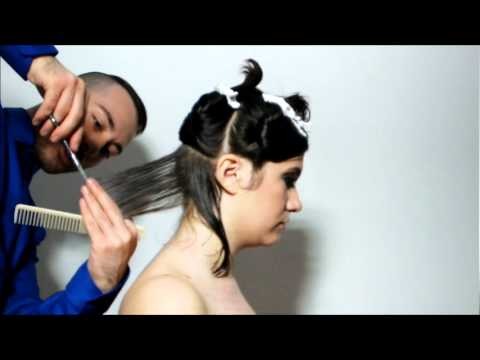 Un taglio corto dei capelli cruciverba