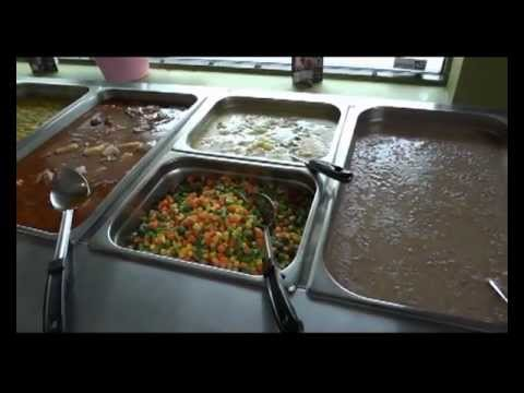 Cebiche House Lunch Buffet (including Salad Bar) Video with Music