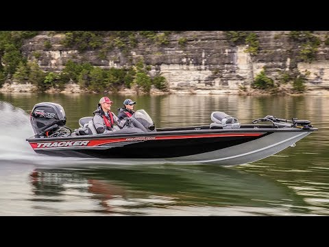 TRACKER Boats: Mod V Aluminum Bass Boats