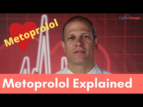 Metoprolol Side Effects