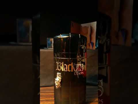 BLACK XS L'EXCES BY PACO RABANNE REVIEW