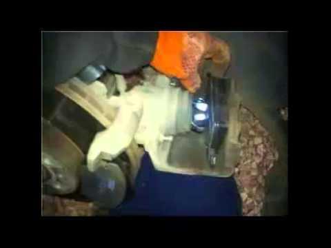 Замена тормозных колодок шкода йети своими руками