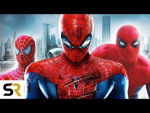 The Evolution of SpiderMan in Movies