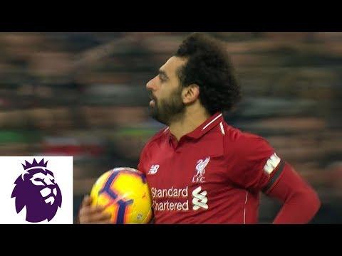 Video: Salah's splendid finish equalizes for Liverpool v. Crystal Palace | Premier League | NBC Sports