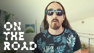 4 Shows, 3 Countries,  24 Hours  - On the Road w/ Steve Aoki #185
