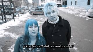 Video BLACK AND BLUE - Kočky z ulice TRAILER