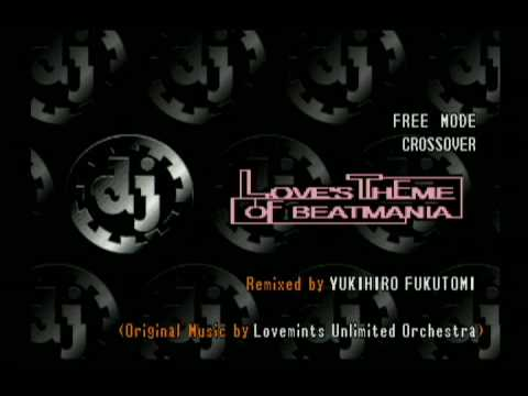 [beatmania 6th mix + CORE REMIX] YUKIHIRO FUKUTOMI - love's theme of beatmania [HARD]