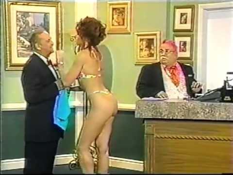 Nancy Guerrero con mucho calor