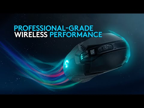 (New Arrival) Logitech G900 Chaos Spectrum Professional-Grade Wired/Wireless Gaming Mouse
