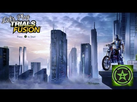 fusion - Geoff, Jack, Gavin, and Michael play Trials Fusion. Check out Trials Fusion: http://goo.gl/zNWmJC and their giveaway: http://on.fb.me/1l8Brda RT Store: http:...