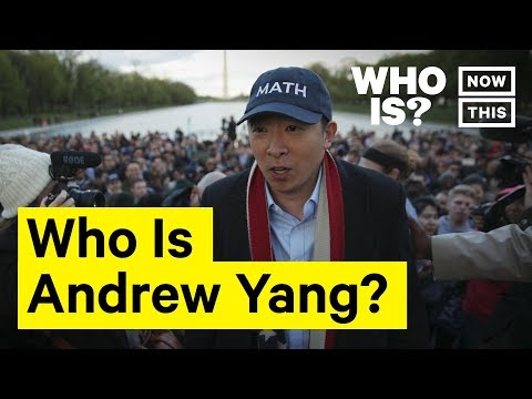 Who Is Andrew Yang? Narrated By Sierra Katow | NowThis