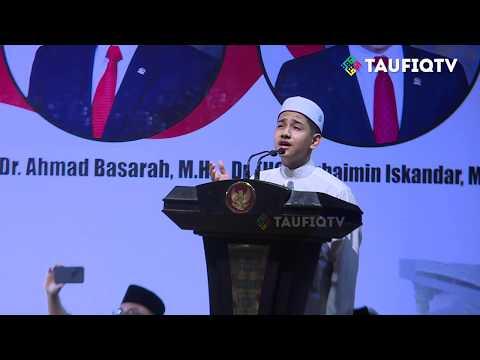 🔴Syakir Daulay Kata Sambutan di MPR-RI mewakili Habib Hasan bin Ja'far Assegaf Majlis Nurul Musthofa