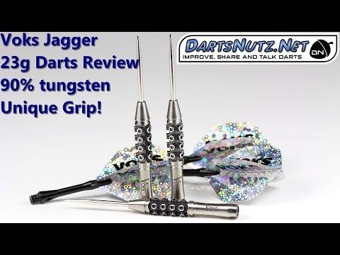 Voks Jagger 23g darts review