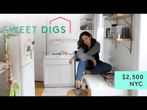 What $2,500 Will Get You In NYC   Sweet Digs Home Tour   Refinery29