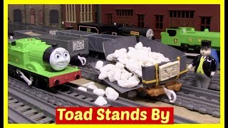 Video Thomas and Friends Accidents Will Happen   Thomas Troublesome Trucks S C Ruffey   Toy Trains Engine MP3, 3GP, MP4, WEBM, AVI, FLV Juni 2018