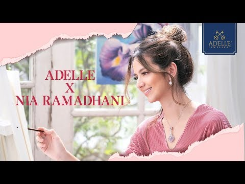 Adelle x Nia Ramadhani Rose D'AMour Collection