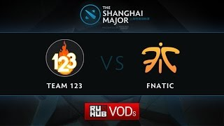 Fnatic vs Taring, game 2