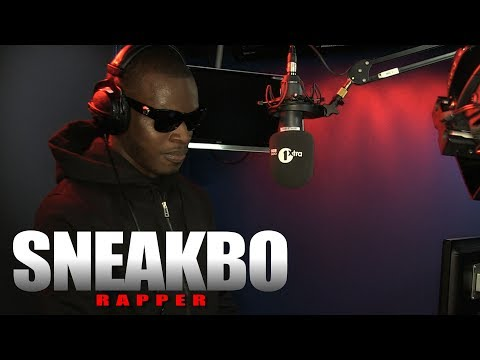 Sneakbo – Fire In The Booth (part 2)
