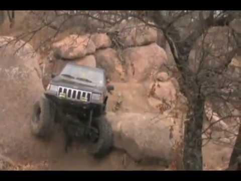 myPowerBlock: Jeep Grand Cherokee 4×4 Crawling