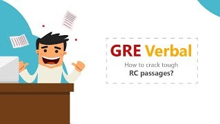 How To Crack GRE Reading Comprehension Passages