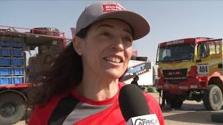 AFRICA ECO RACE 2019 Dia de Descanso