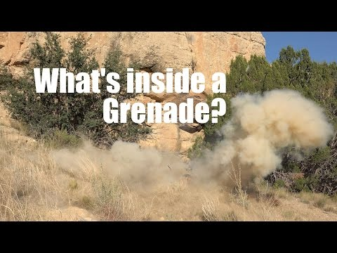 What's inside a Grenade?