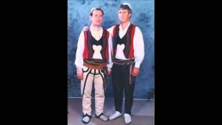 Mahmut Ferati&Milaim Mezini - Moj E Mira N'ato Shpate RTP - 1988