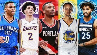 Video RANKING THE BEST POINT GUARD FROM EACH NBA TEAM MP3, 3GP, MP4, WEBM, AVI, FLV Desember 2018