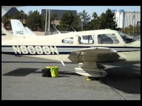 Las Vegas Approach – Dakota 8099N – Arthur A Kezian DDS