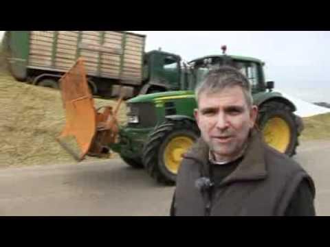 Biogas im Erdgasnetz - Biogasanlage Homberg (видео)