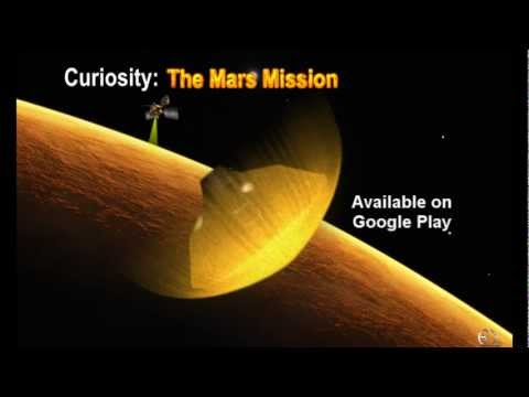 Video of Curiosity: The Mars Mission