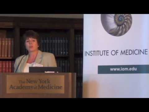 Cynthia Baur presentation at IOM Health Literacy Roundtable Workshop