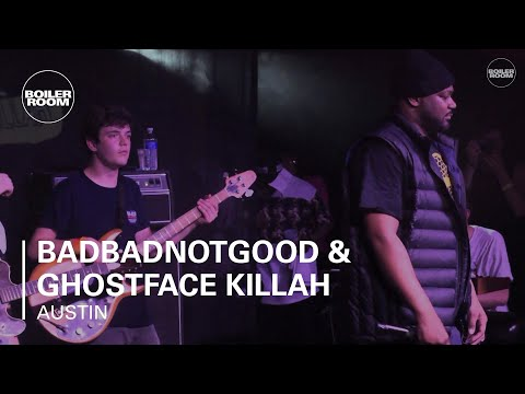 Ghostface-Killah---BadBadNotGood---ODB-Tribute-Live-at-Boiler-Room
