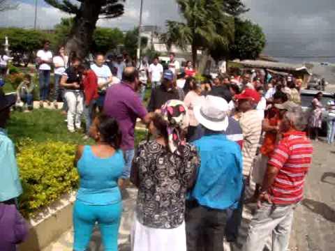 Em Solânea,população vai às ruas pedir água.diariodobrejo.com