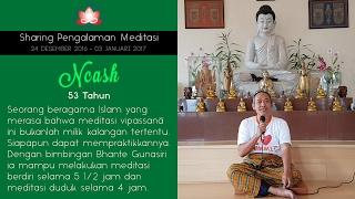 Video Meditasi Tak Mengenal Agama - Sharing oleh NCASH MP3, 3GP, MP4, WEBM, AVI, FLV November 2017