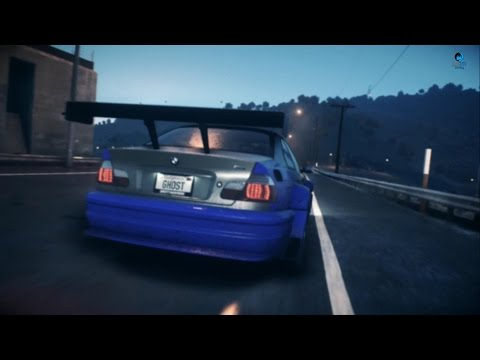 Need For Speed 2015: All Cutscenes Movie(PS4/1080p)