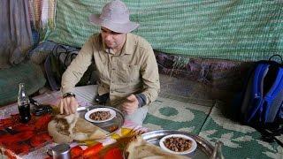 3 Star Restaurant In The Danakil Desert. Best Place For Ethiopian Food.