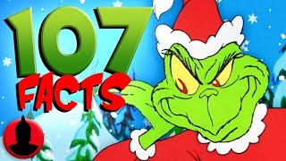 Video 107 Facts About How the Grinch Stole Christmas! - Cartoon Hangover MP3, 3GP, MP4, WEBM, AVI, FLV Desember 2018